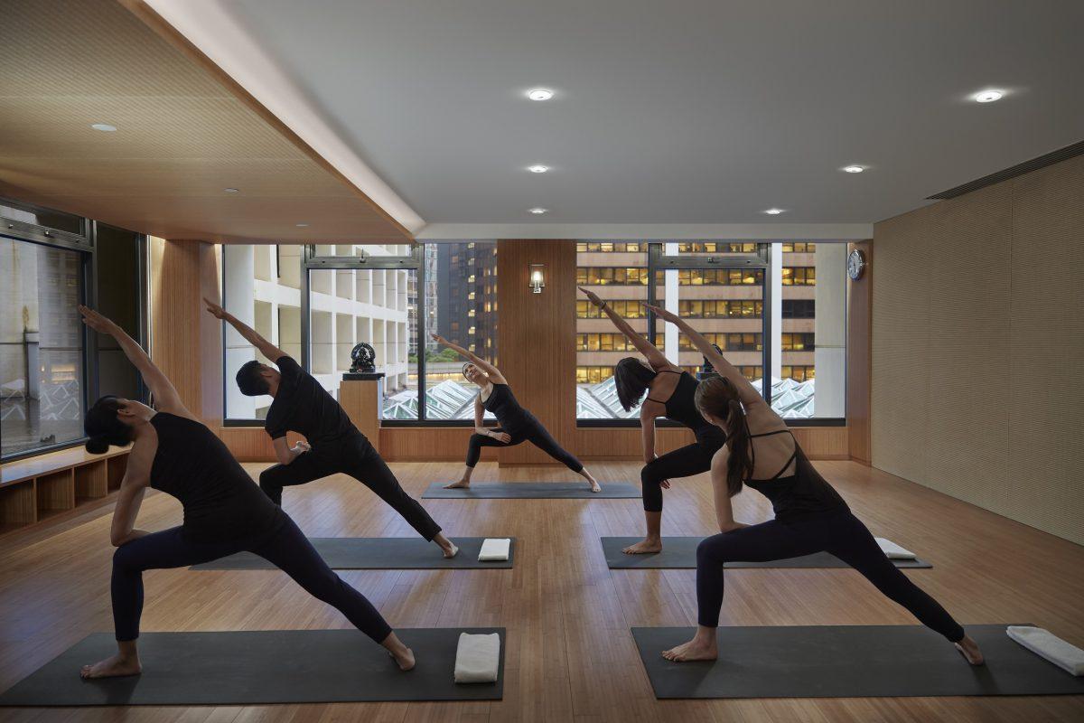 Win the Ultimate Wellness Package at The Landmark Mandarin Oriental
