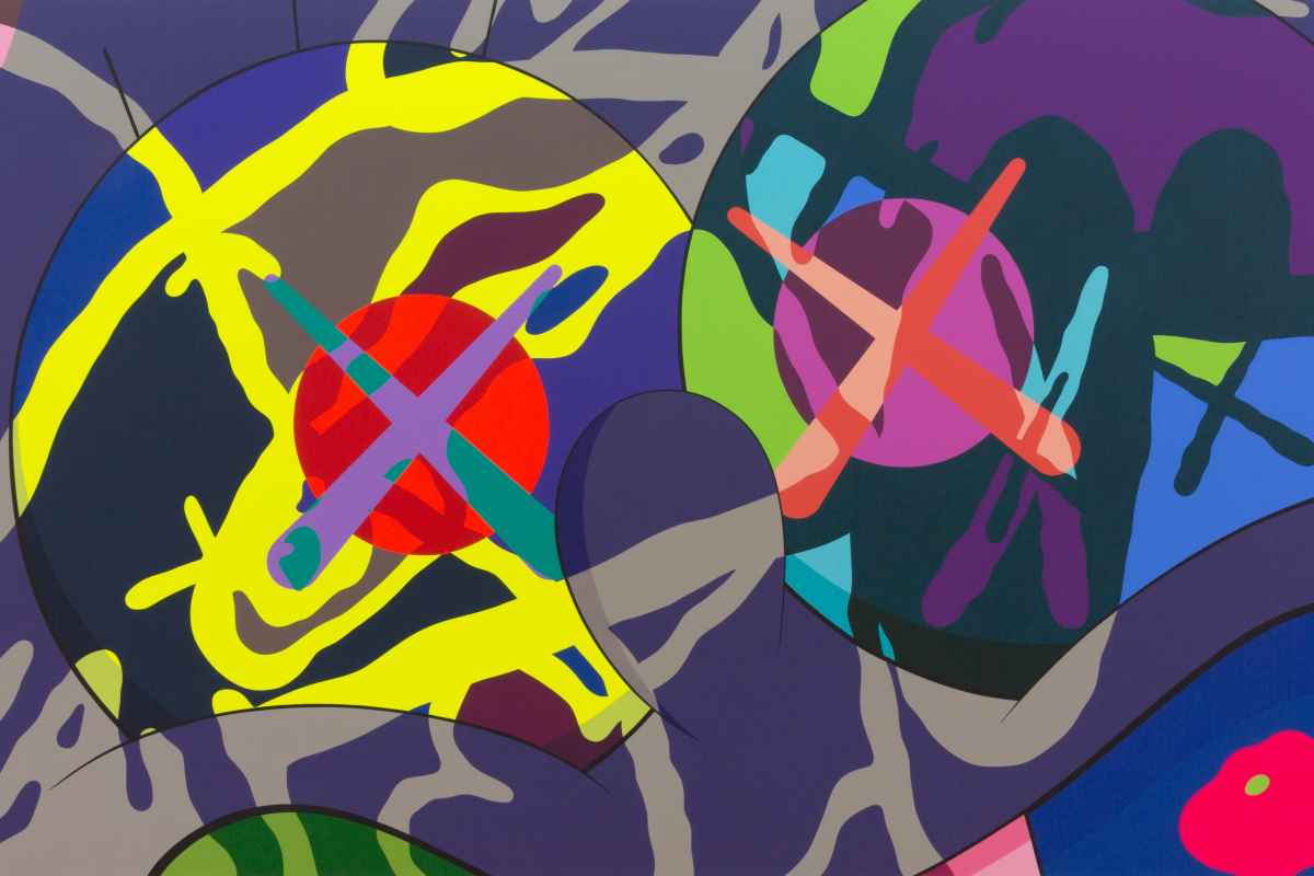 KAWS on Creating, Collecting, Collaborations and that H&M scandal