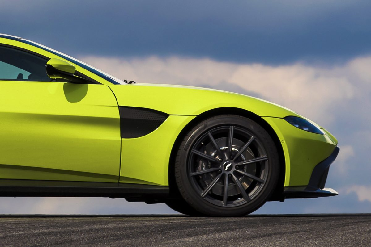 The New Aston Martin Vantage is a Rare Breed