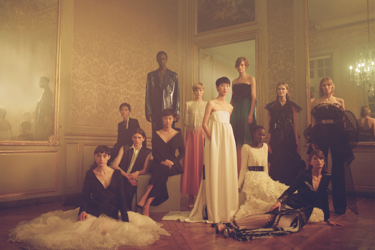 Givenchy Redefines Haute Couture