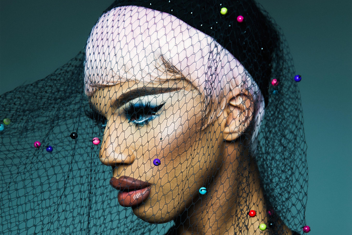 The Shoot: Naomi Smalls vogues for Prestige Hong Kong