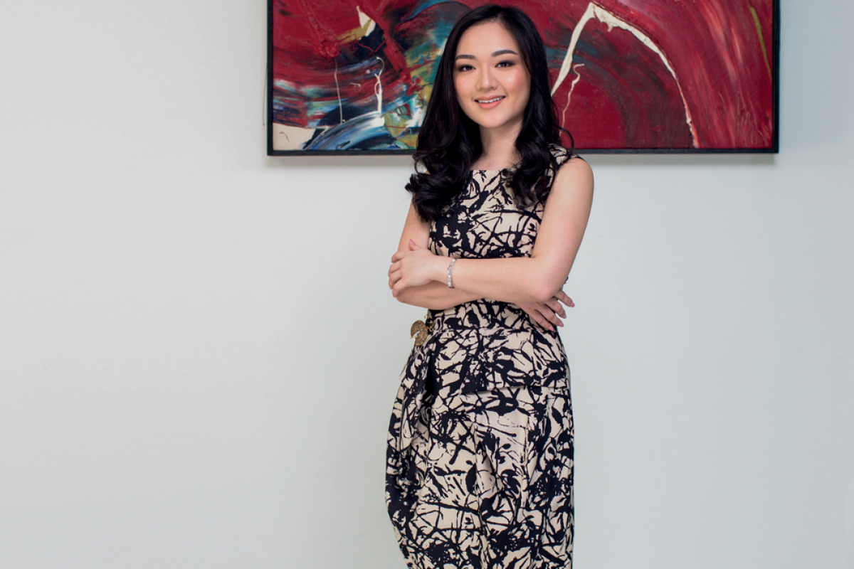 FENESSA ADIKOESOEMO: The Art of Giving
