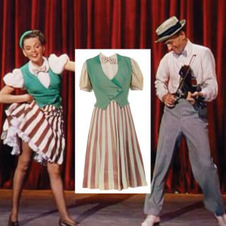 "Judy Garland ""Hannah Brown"" dress from Easter Parade (1948)"