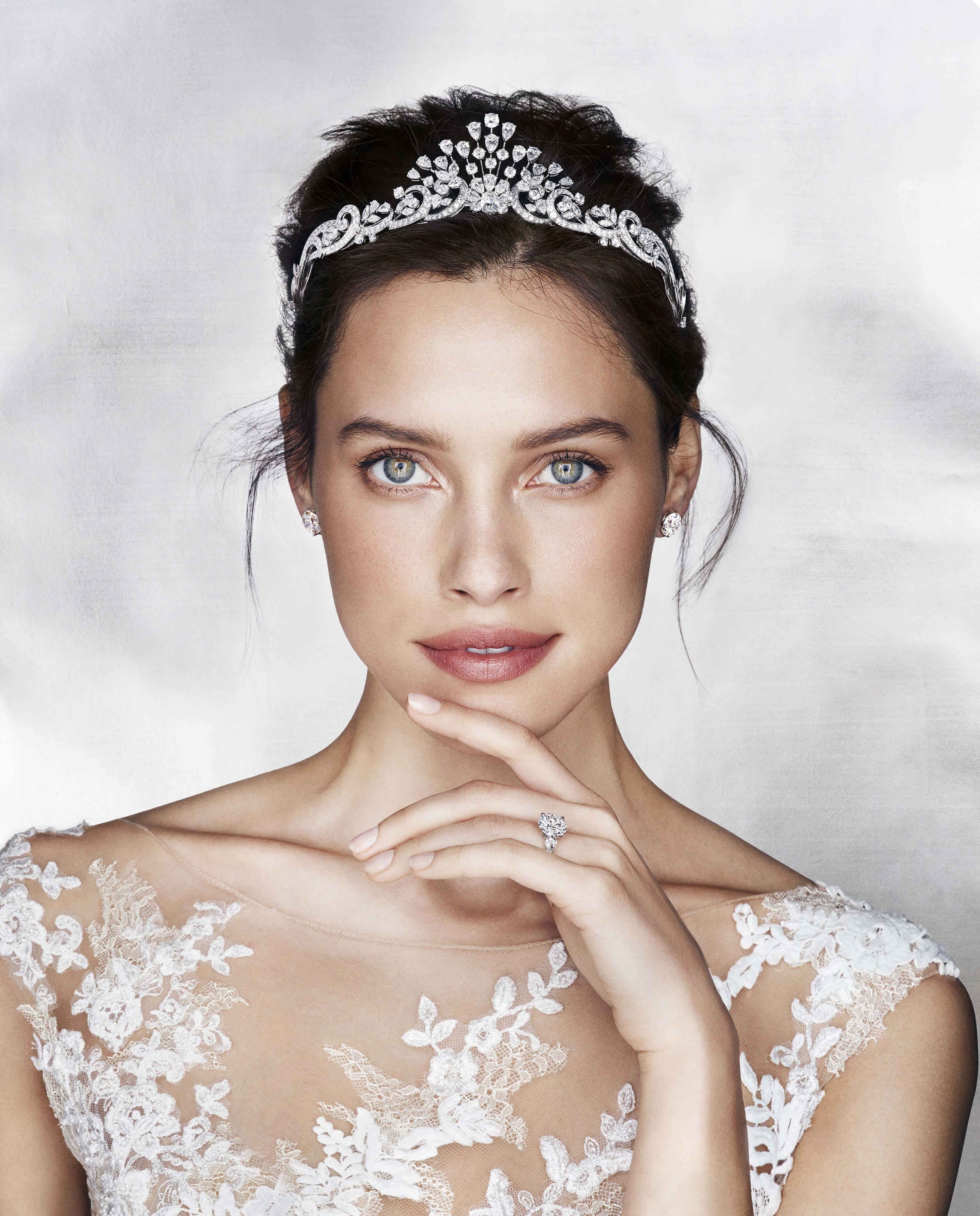 Graff bridal jewellery