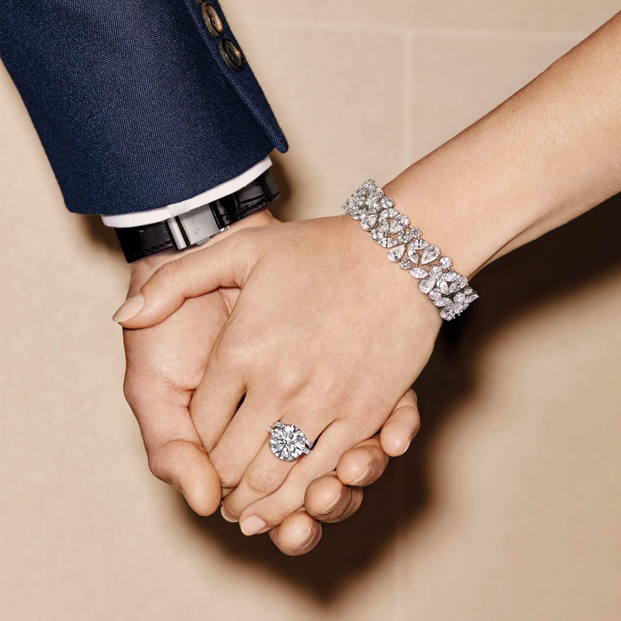 Graff engagement rings