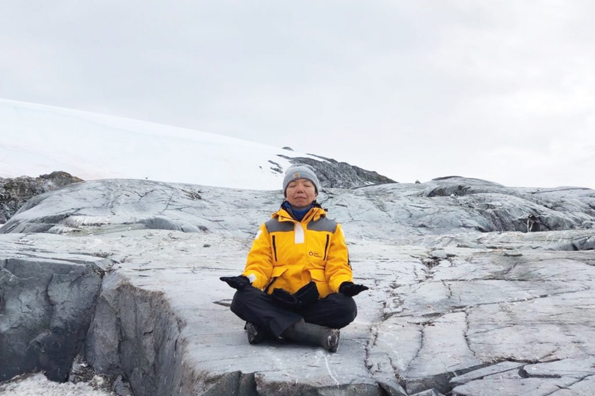 What Hush TeaBar Founder Anthea Ong Learnt In Antarctica