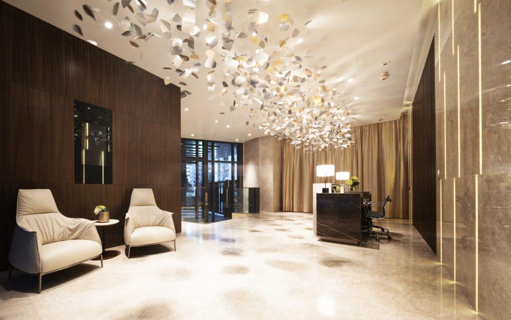 Kadooria Main Lobby Concierge
