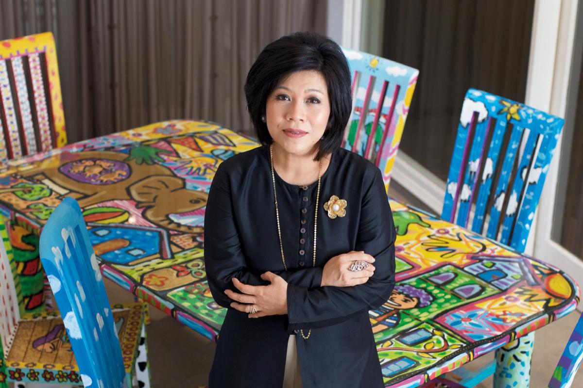 PURI HADIPRANA: Start with the Art