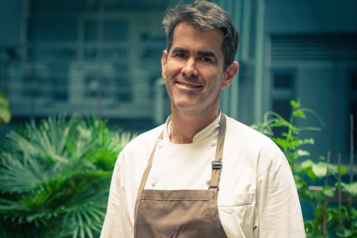 Michelin-Starred Chef Shane Osborn Gives His Top Dinner Party Tips