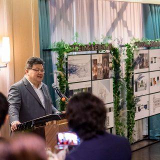 Executive Director of YTL Hotels Dato' Mark Yeoh