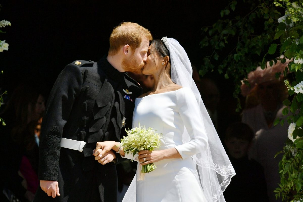 VIDEO: Watch Harry Marry Meghan