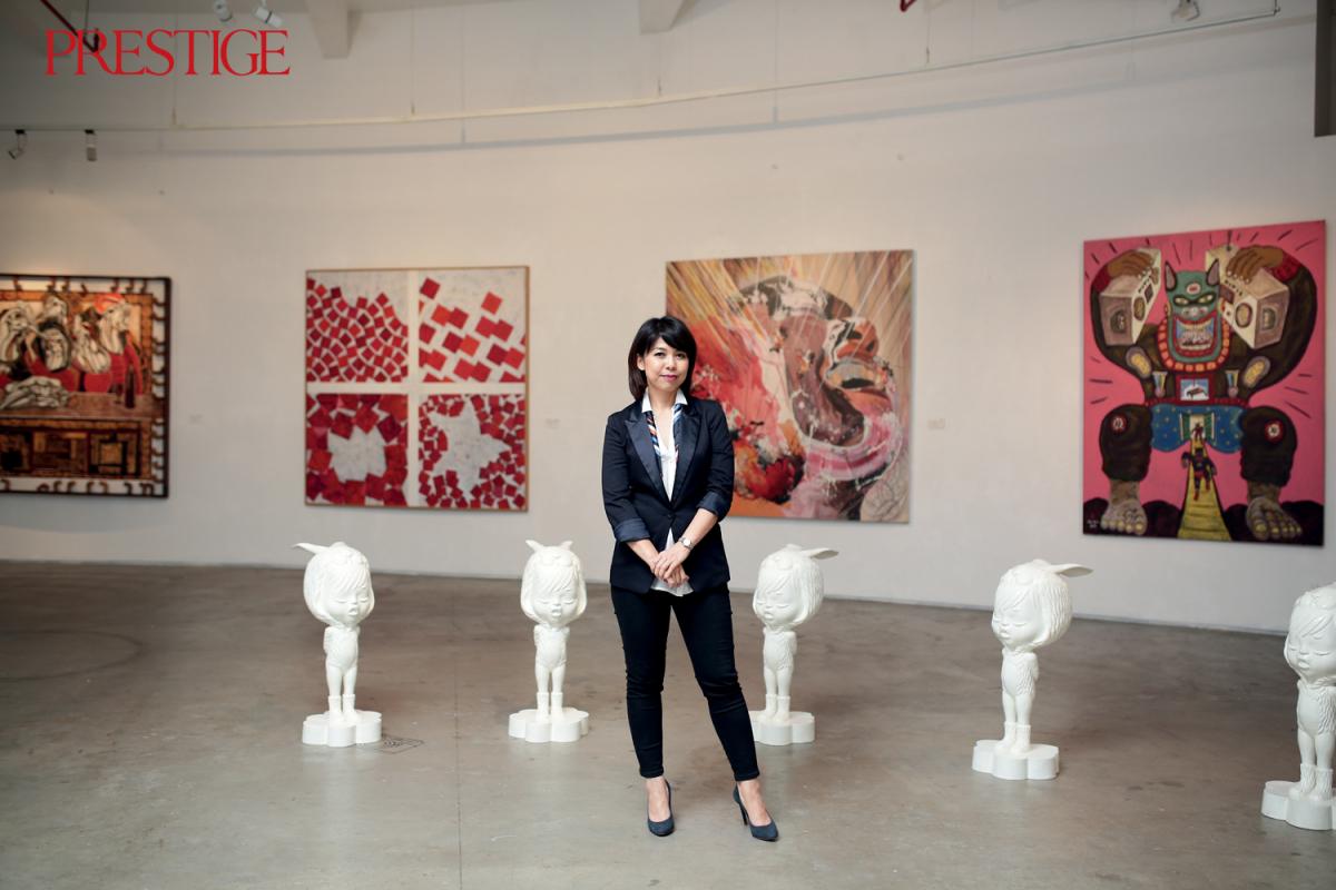 MONICA GUNAWAN: Museum of Dreams