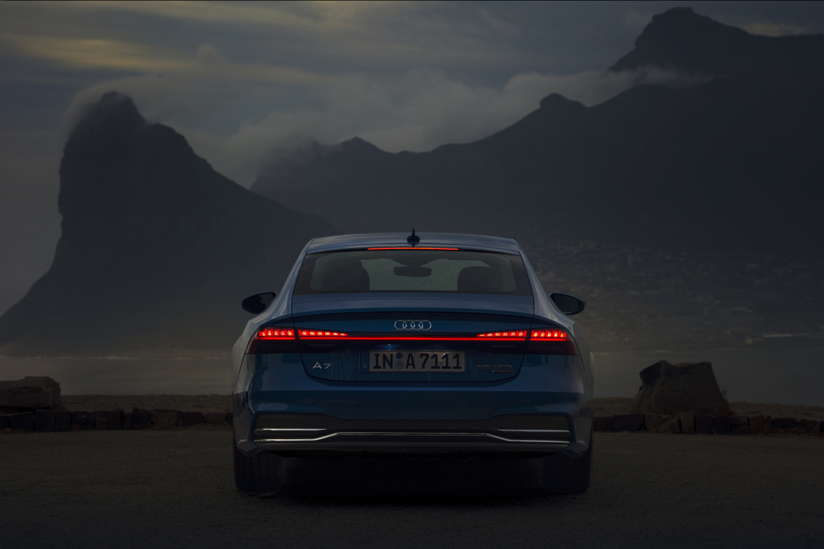 High-tech and High Style: Audi Reboots the A7 Sportback