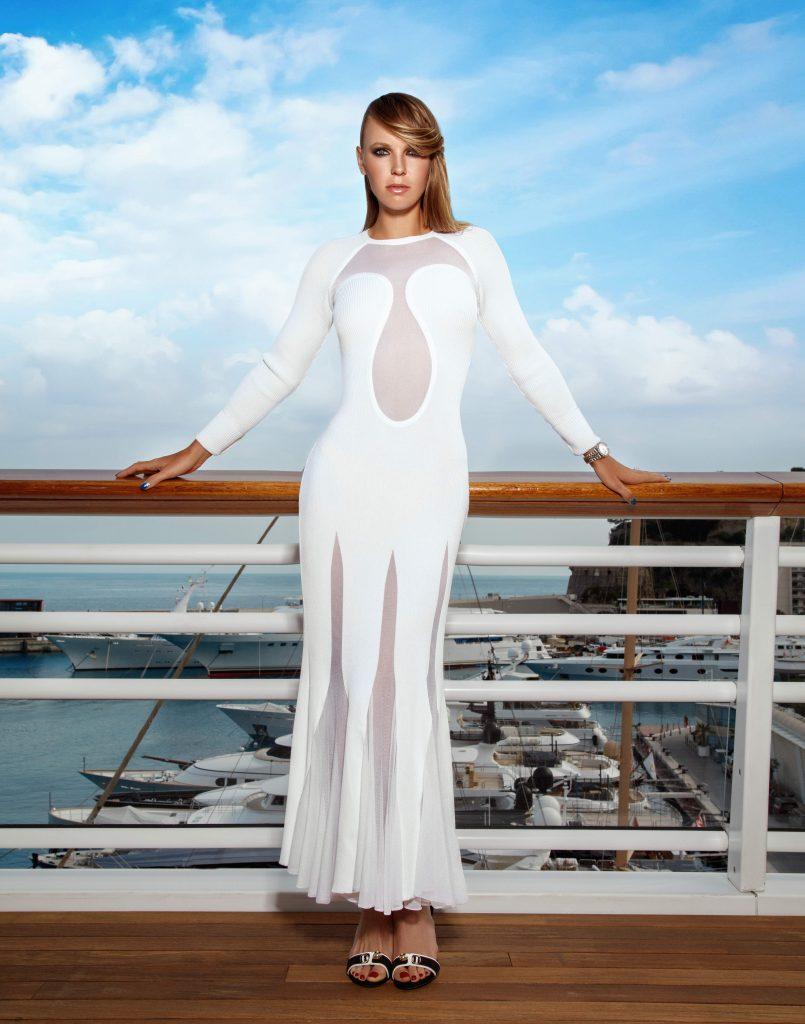 Caroline Wozniacki Prestige Online June Cover