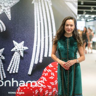 Amanda Lui at Bonhams