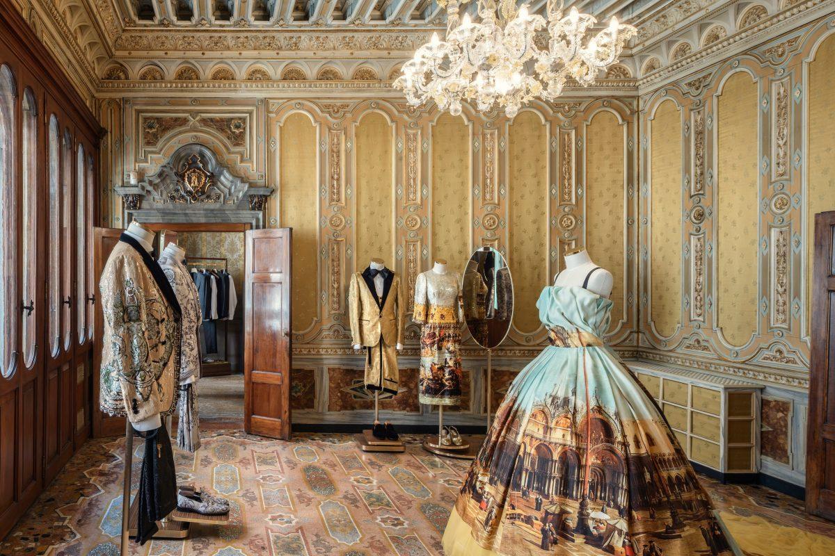 Step Inside Dolce & Gabbana's Award-winning Venice Boutique