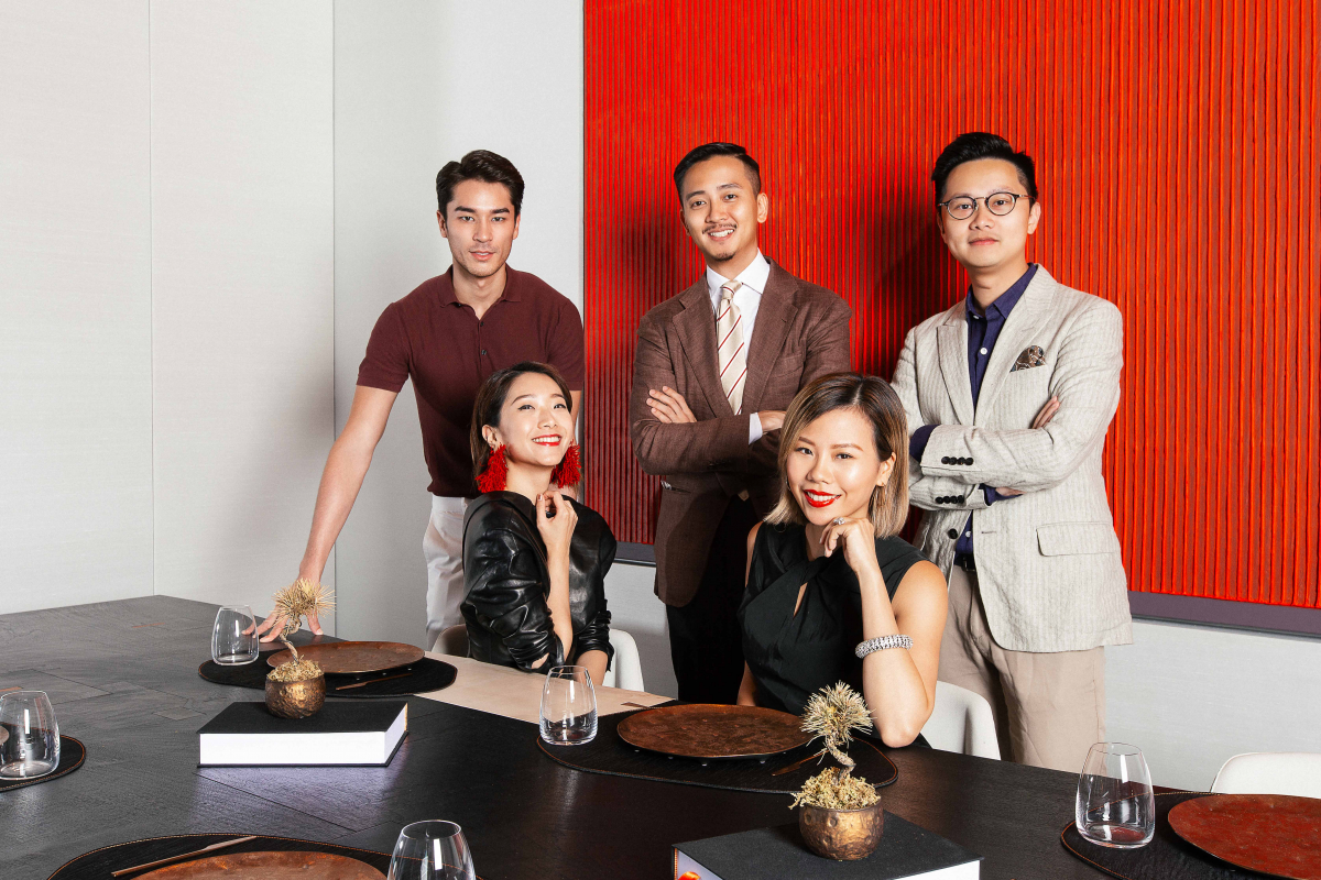 What Did These KOLs Have to Say About H Queen's Newest Restaurant, Écriture?