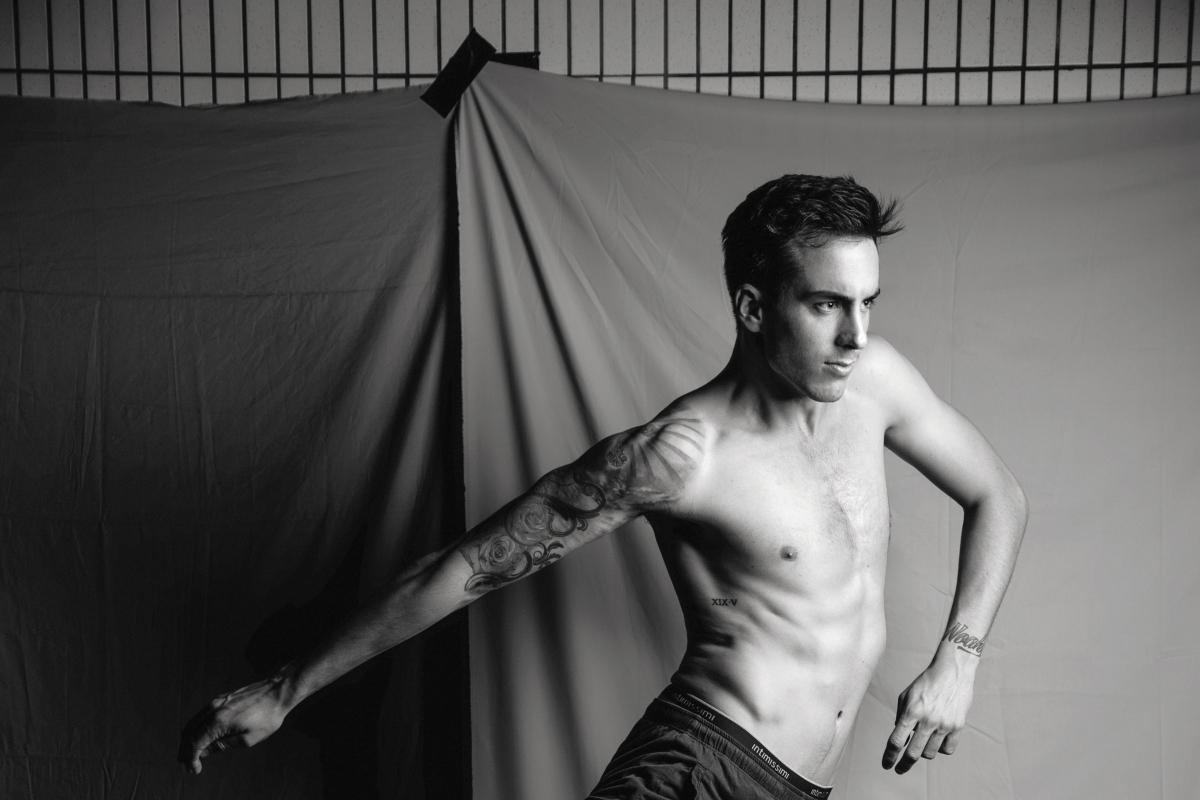 Dance Champion David Klar Bares All