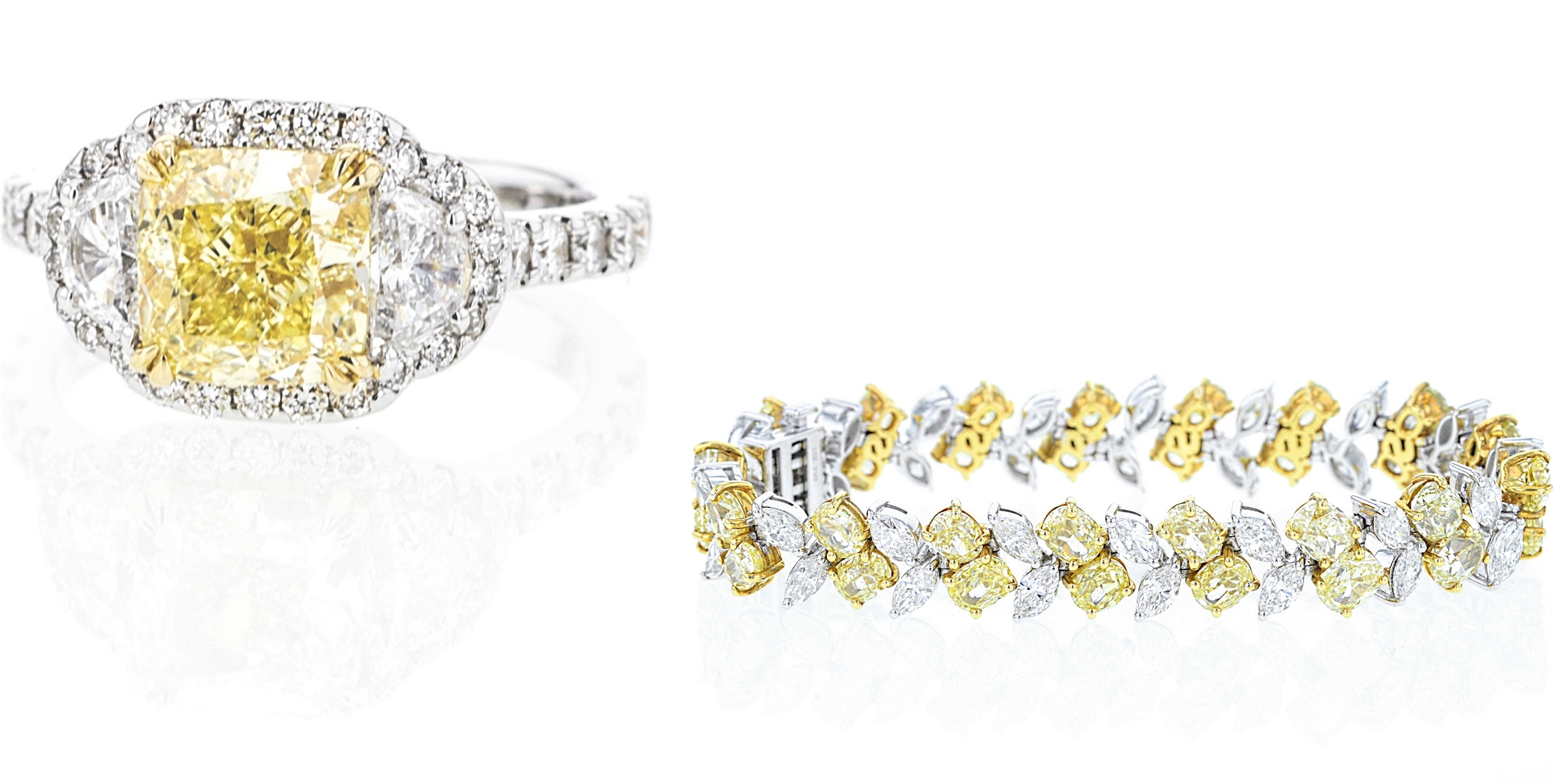 Delfi Orchard The Canary Diamond