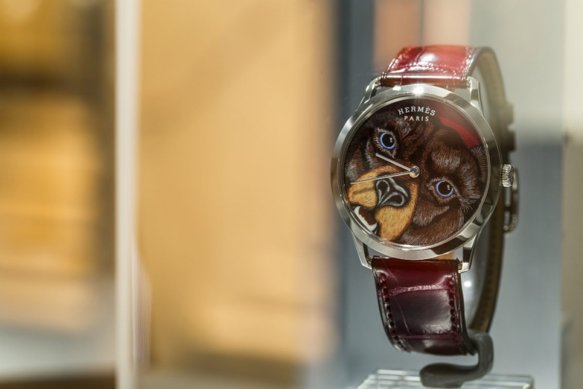Exploring Hermès' Take on Time