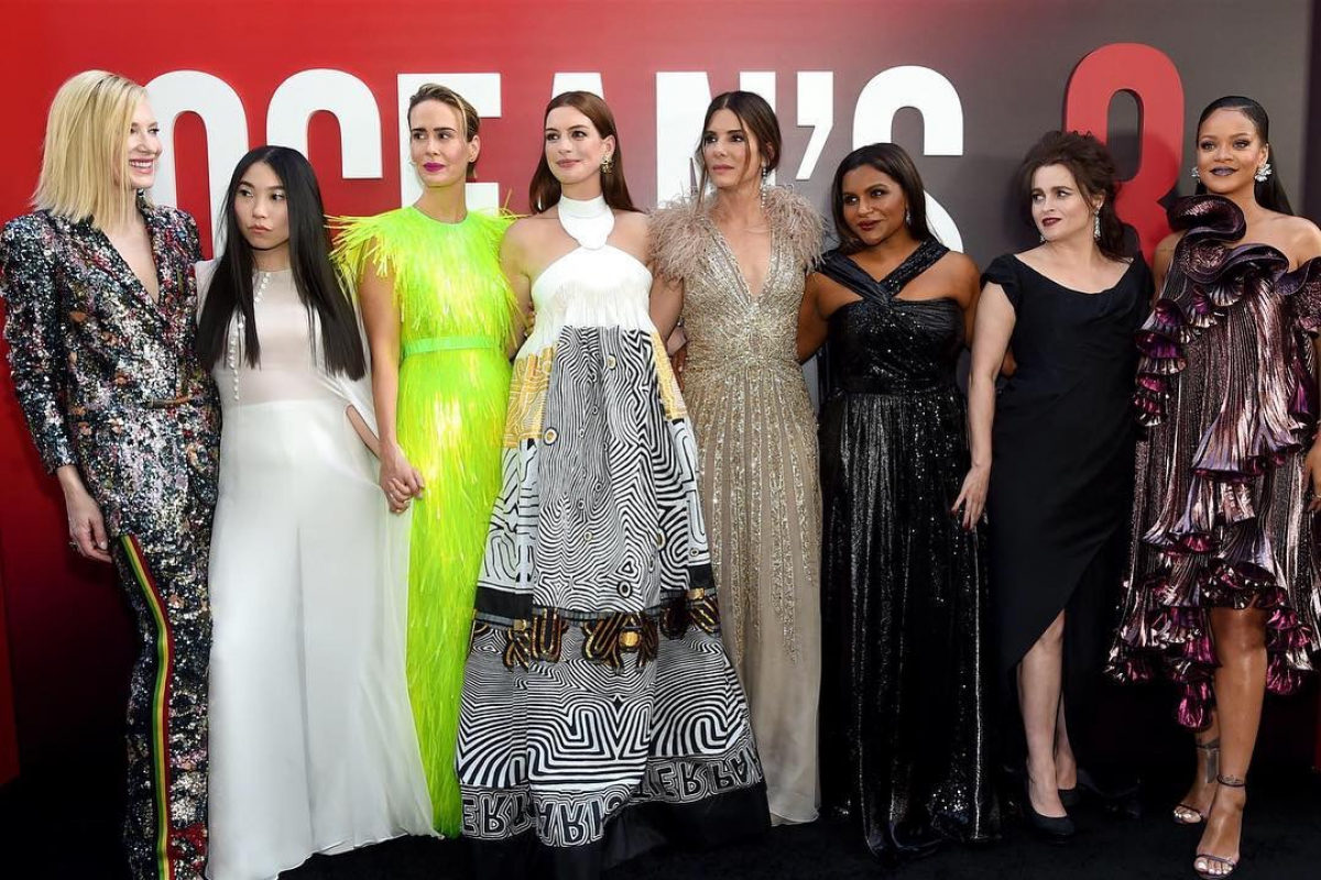 Ocean's 8 Premiere At NYC: Studded With Powerful And Stylish Ladies