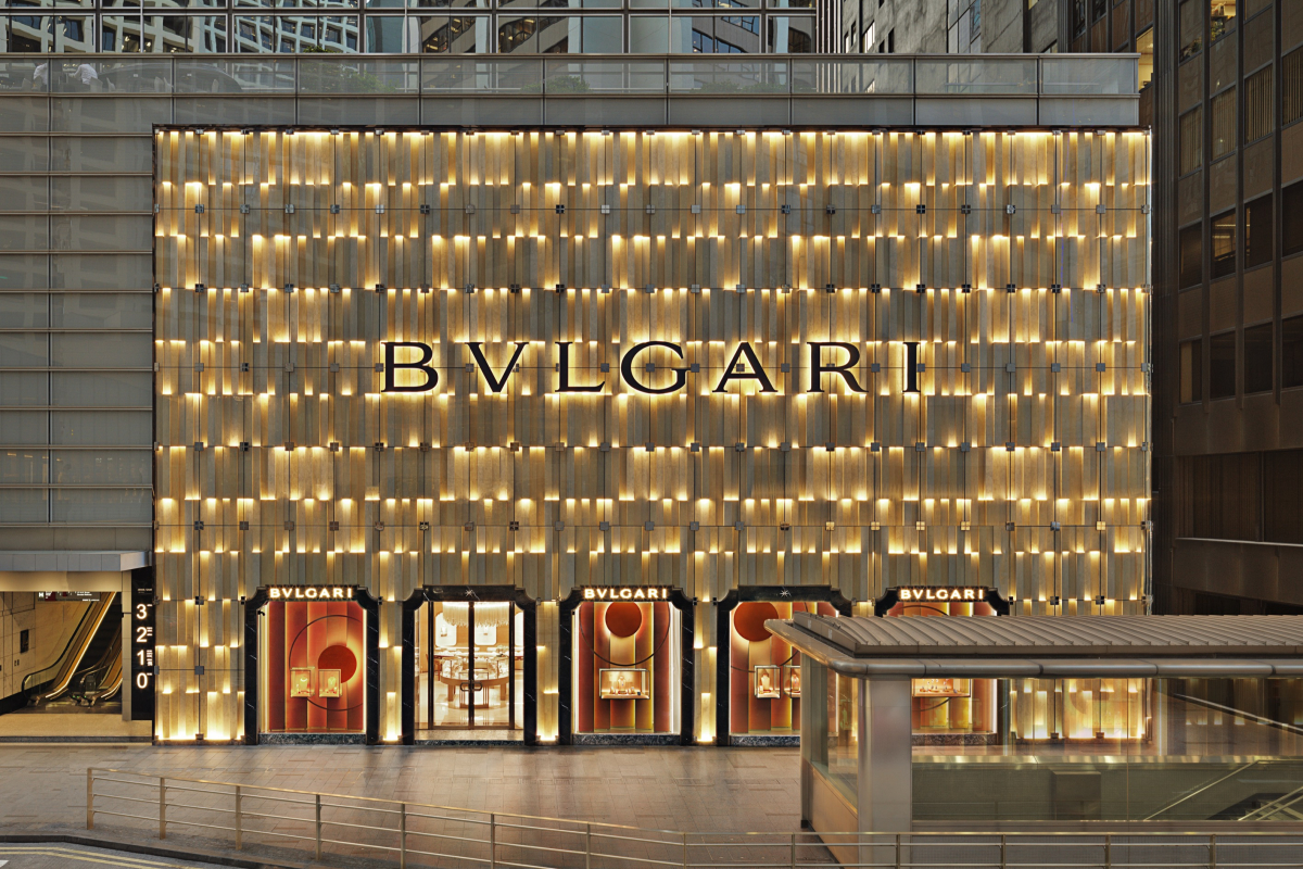 Bvlgari Presents: A piece of Rome in the heart of Hong Kong
