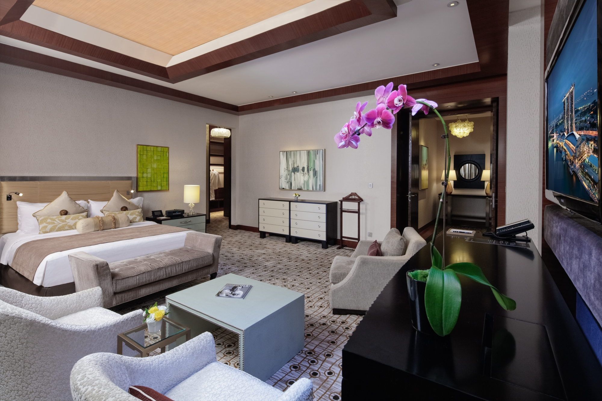 presidential suites in singapore marina bay sands