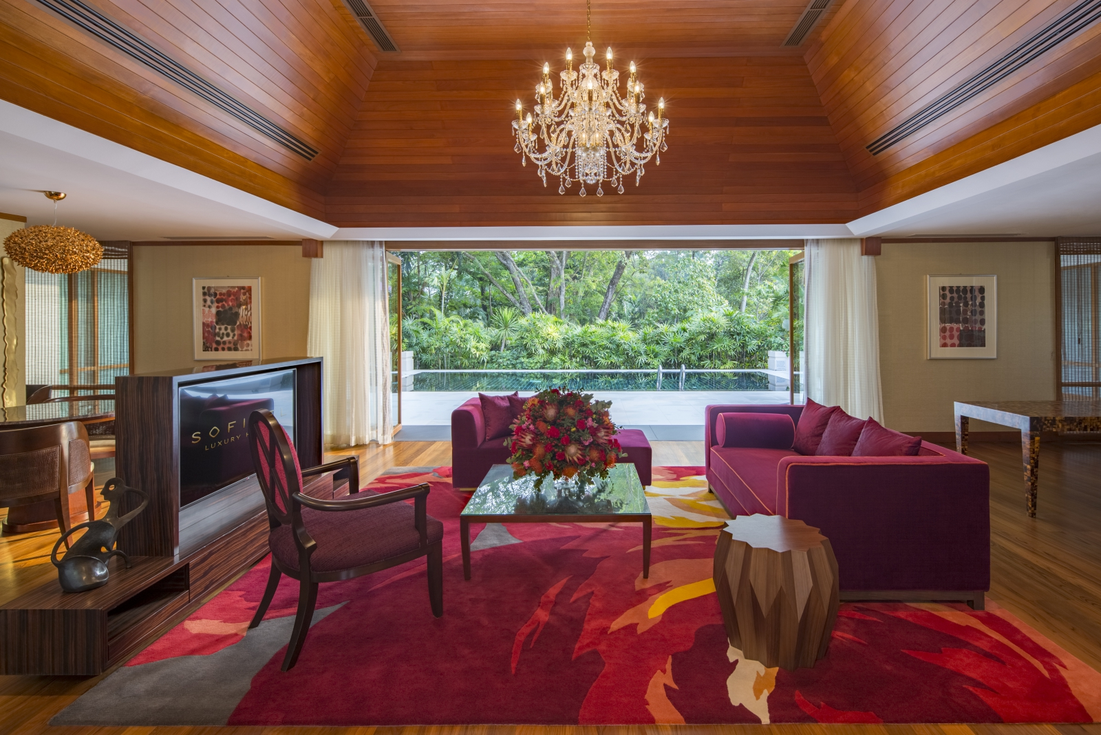 presidential suites in singapore