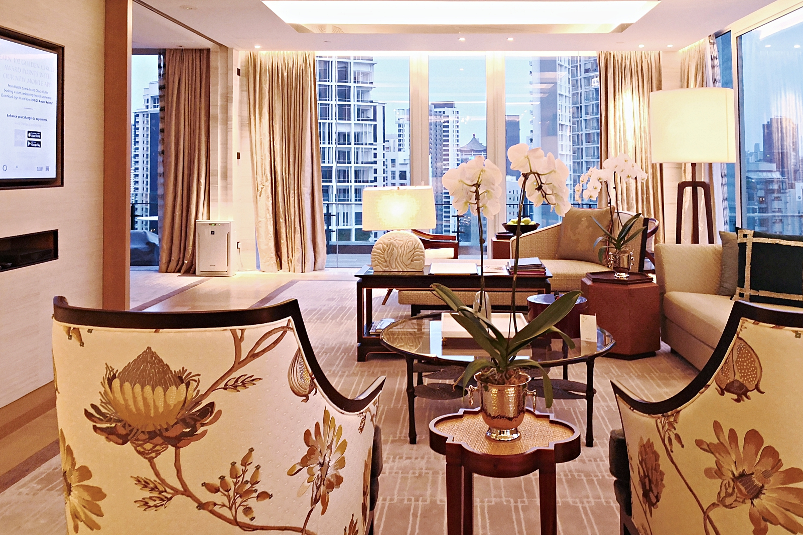 presidential suites in singapore shangri-la singapore