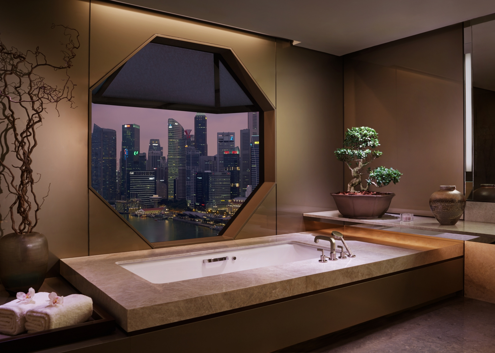 presidential suites in singapore the ritz carlton singapore