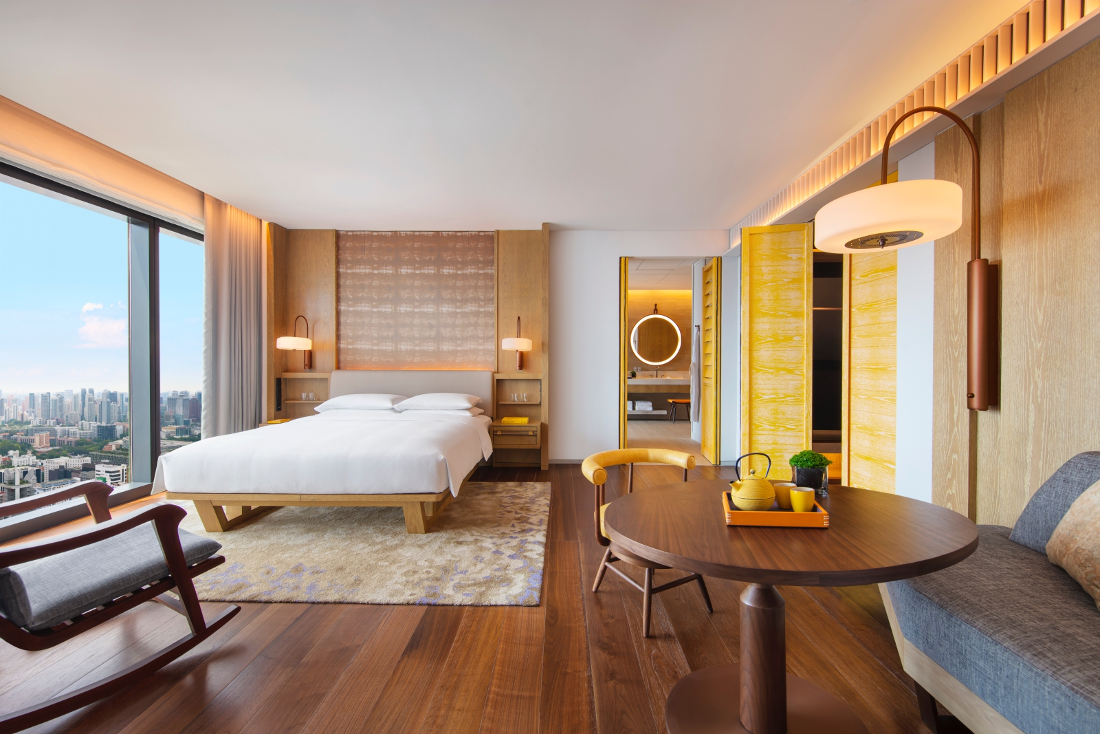 presidential suite andaz singapore