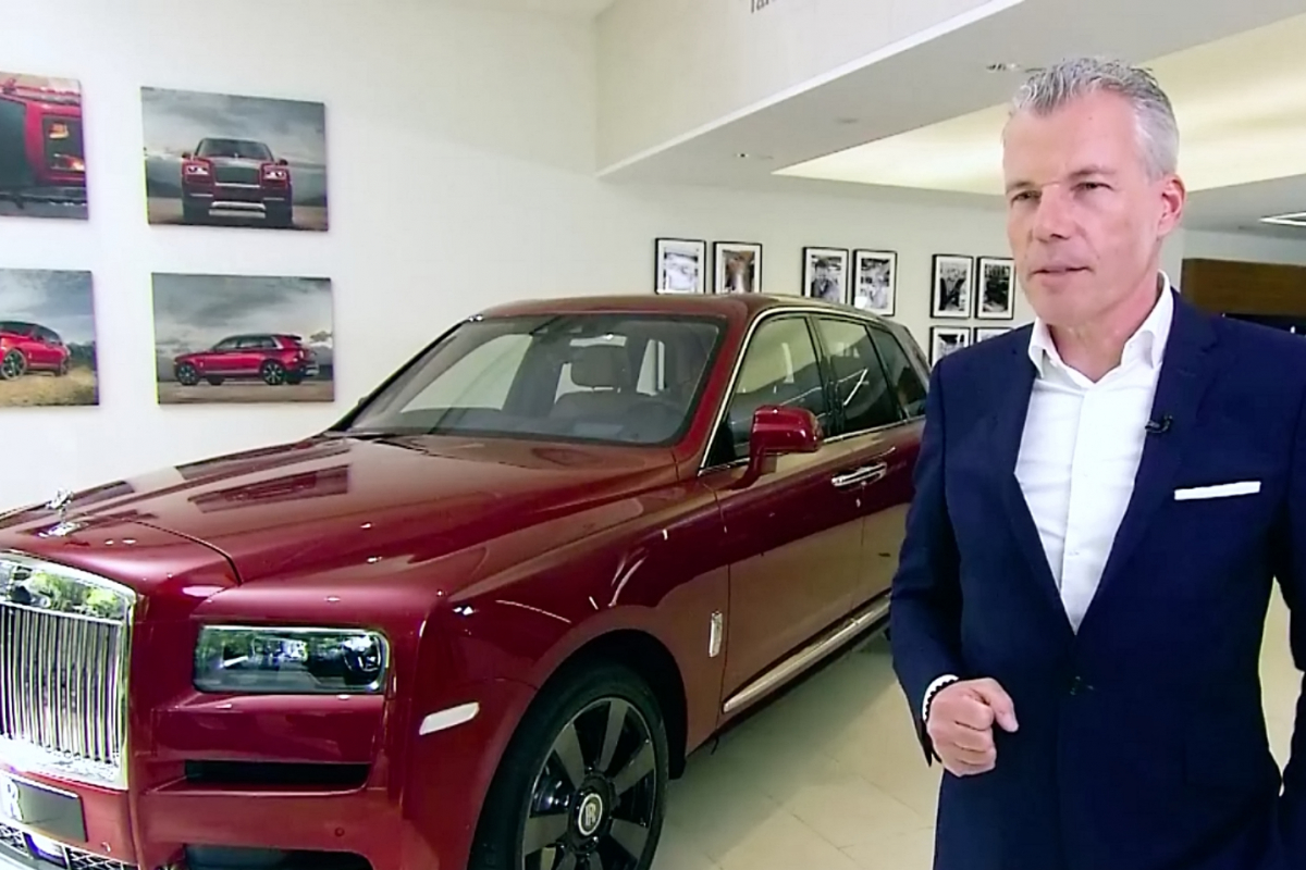 VIDEO: Rolls-Royce Cullinan And What It Means For Asia