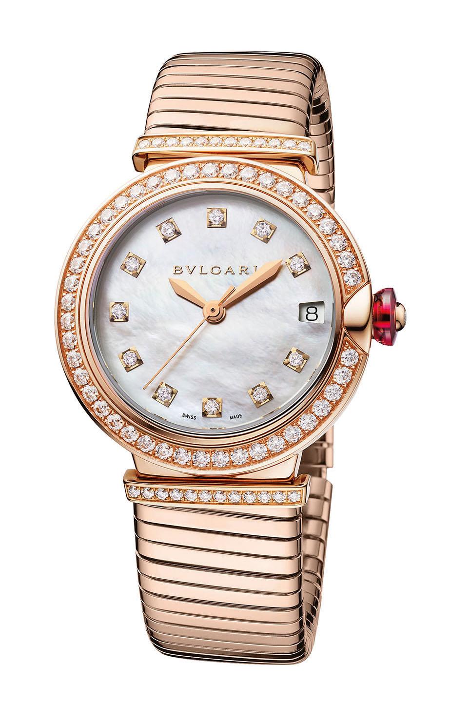 jewellery watches bvlgari
