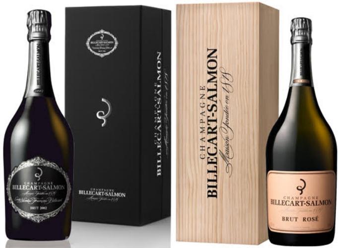Antoine Roland-Billecart Billecarte-Salmon champagne