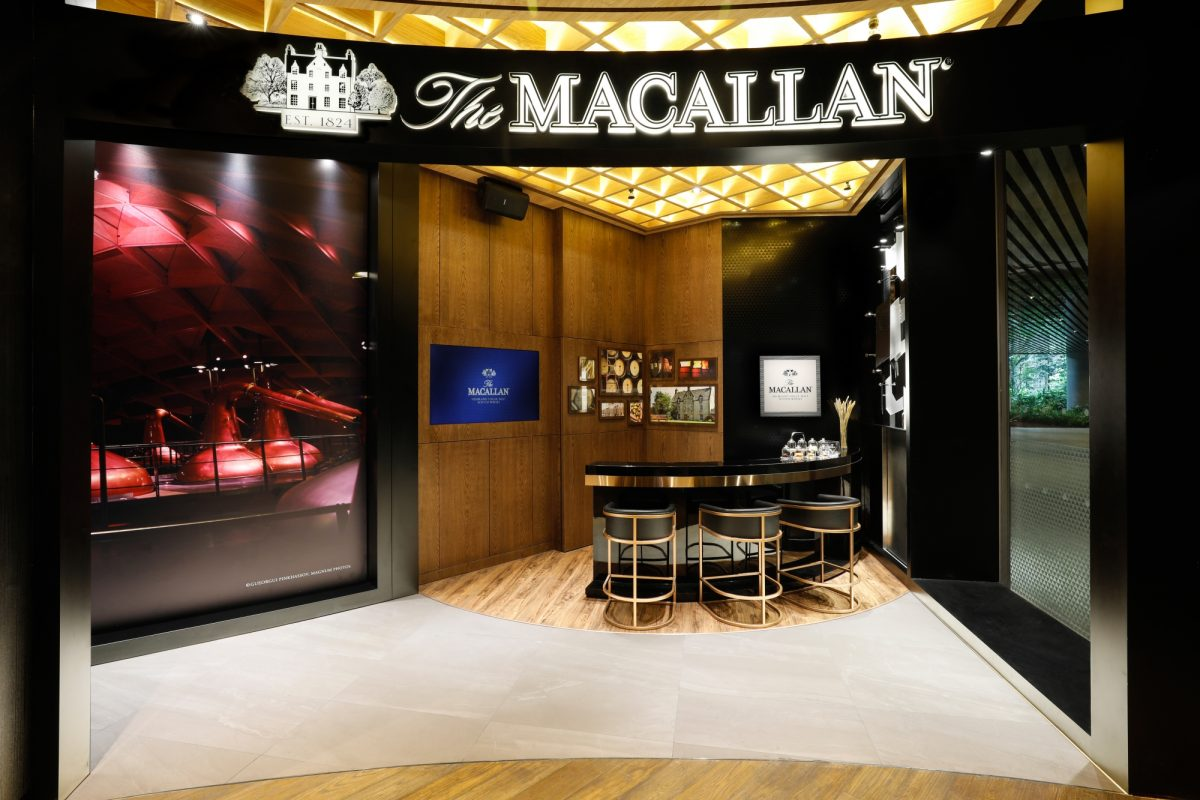 5 Things We Love About TheMacallanBoutique @ 1855