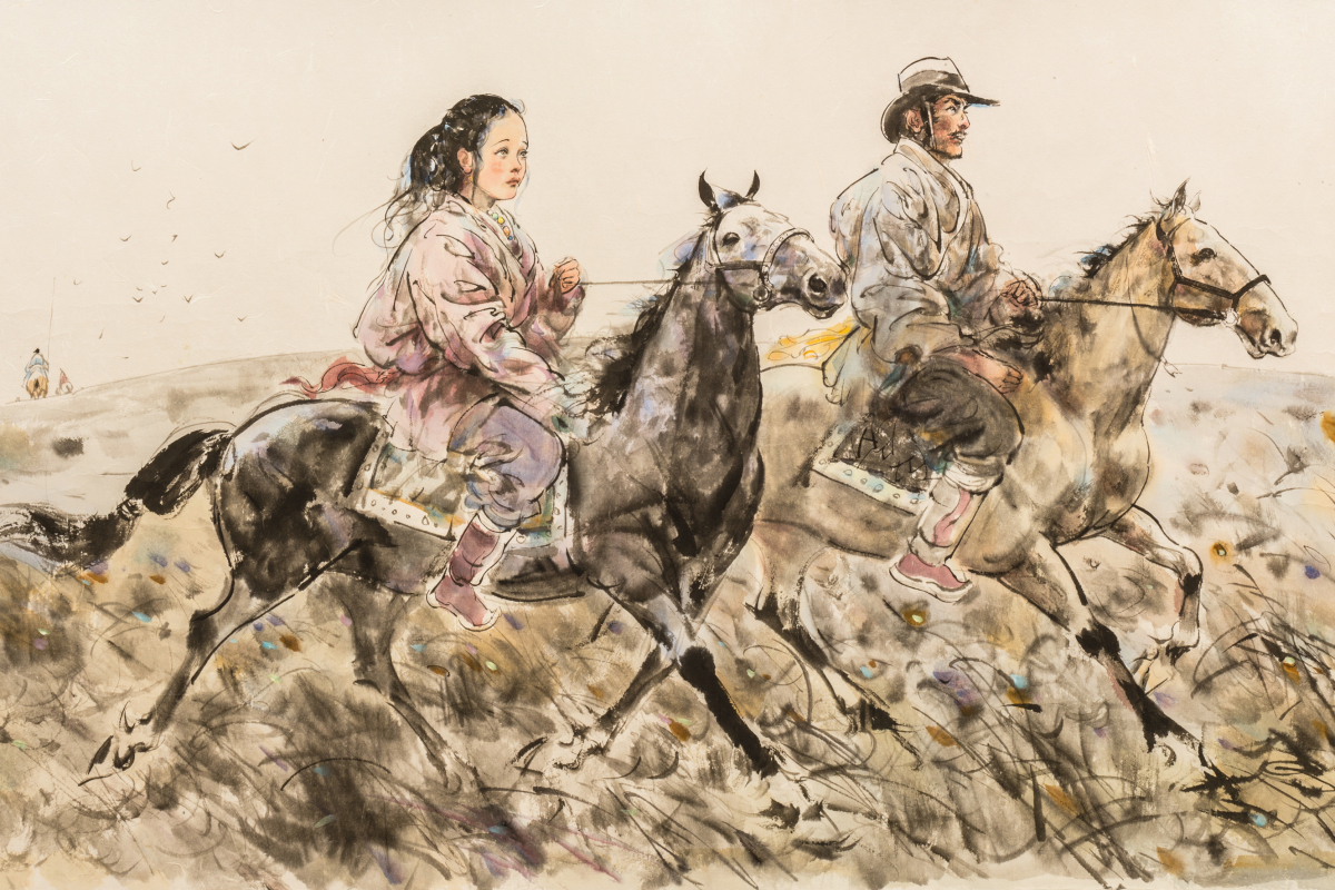 Meet Ai Xuan, One of China's Greatest Realist Painters