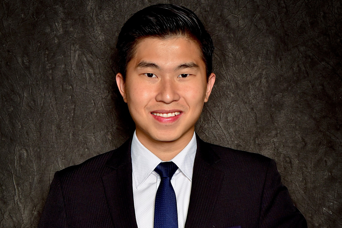 Singapore's Youngest Luxury Hotel General Manager