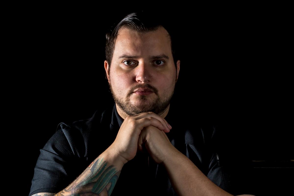 Chef Agustin Balbi talks Okonomiyaki, The Strokes and Ferran Adrià