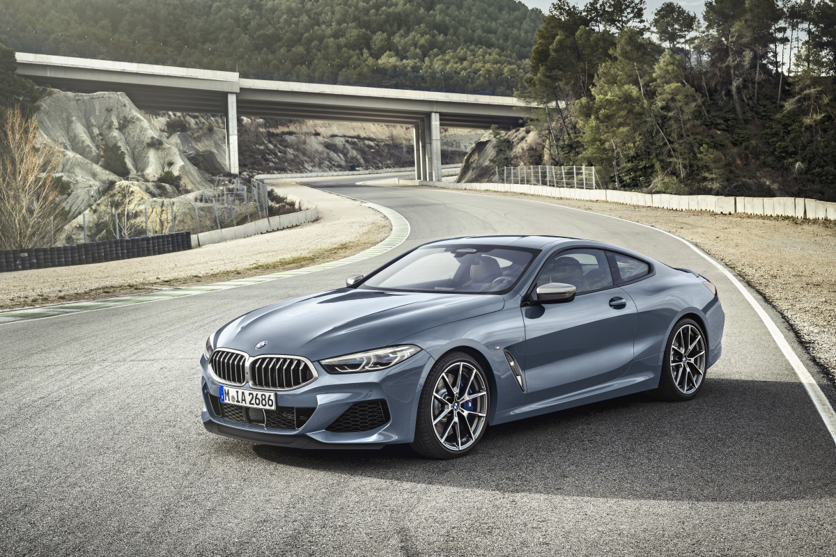 BMW's New 8 Series Has Bentley In Its Sights