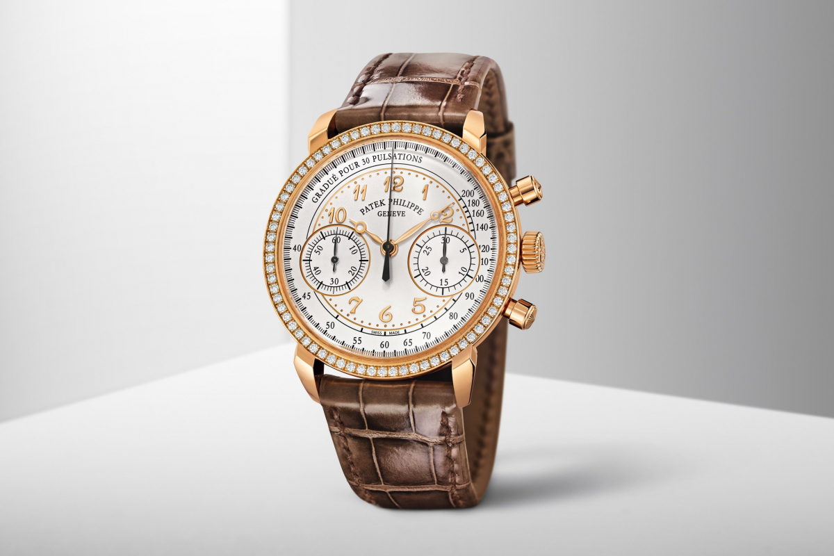 The Loveliest Lady Chronograph From Patek Philippe