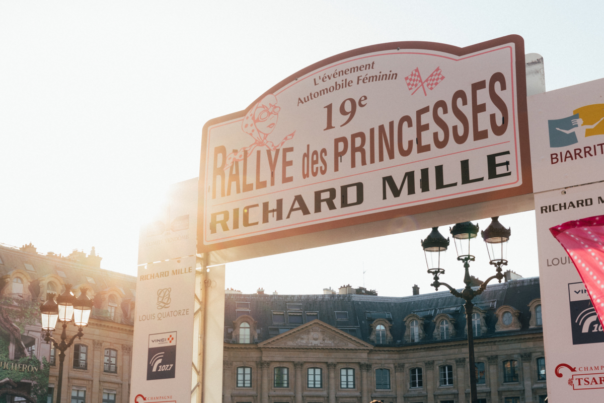 優雅賽事:第19屆 Rallye des Princesses RICHARD MILLE