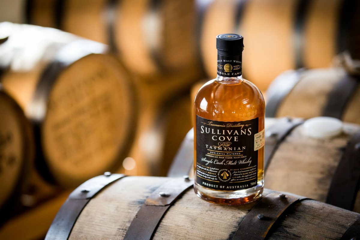 Australian Distillery Sullivans Cove Breaks Records Again With Its Winning Whisky