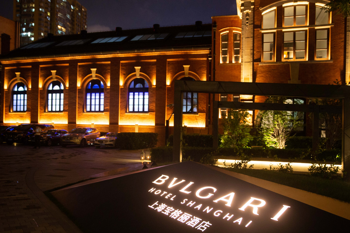 Living La Dolce Vita With Bvlgari Hotel Shanghai