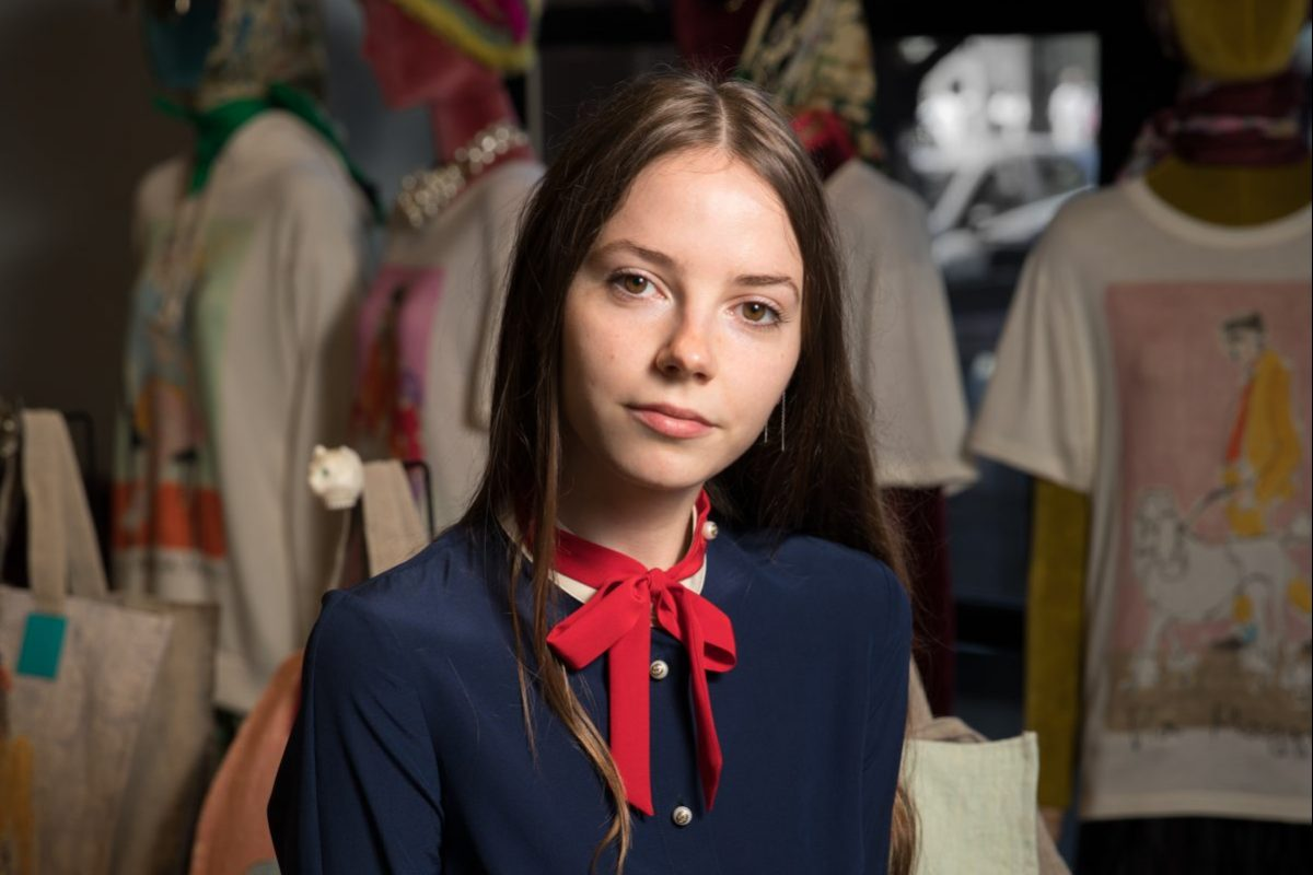 Gucci Unveils a Capsule Collection With Illustrator Isabella Cotier