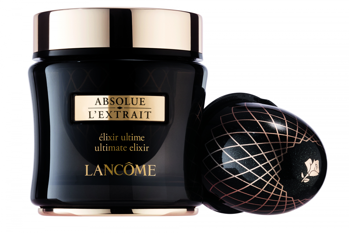 Absolue L'Extrait: The First Rechargeable Cream Offered by Lancôme