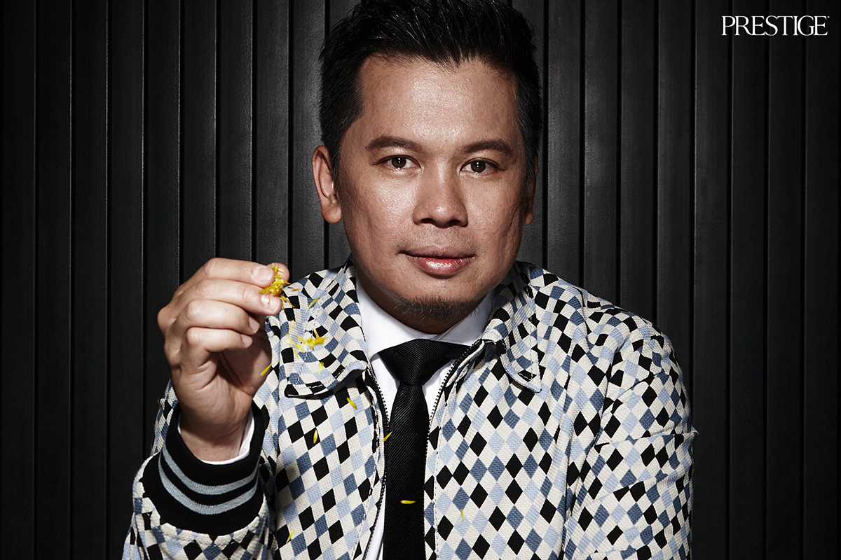 Cover Story: Iron Chef Najib Hamid Dishes Up On His Top Life Lessons