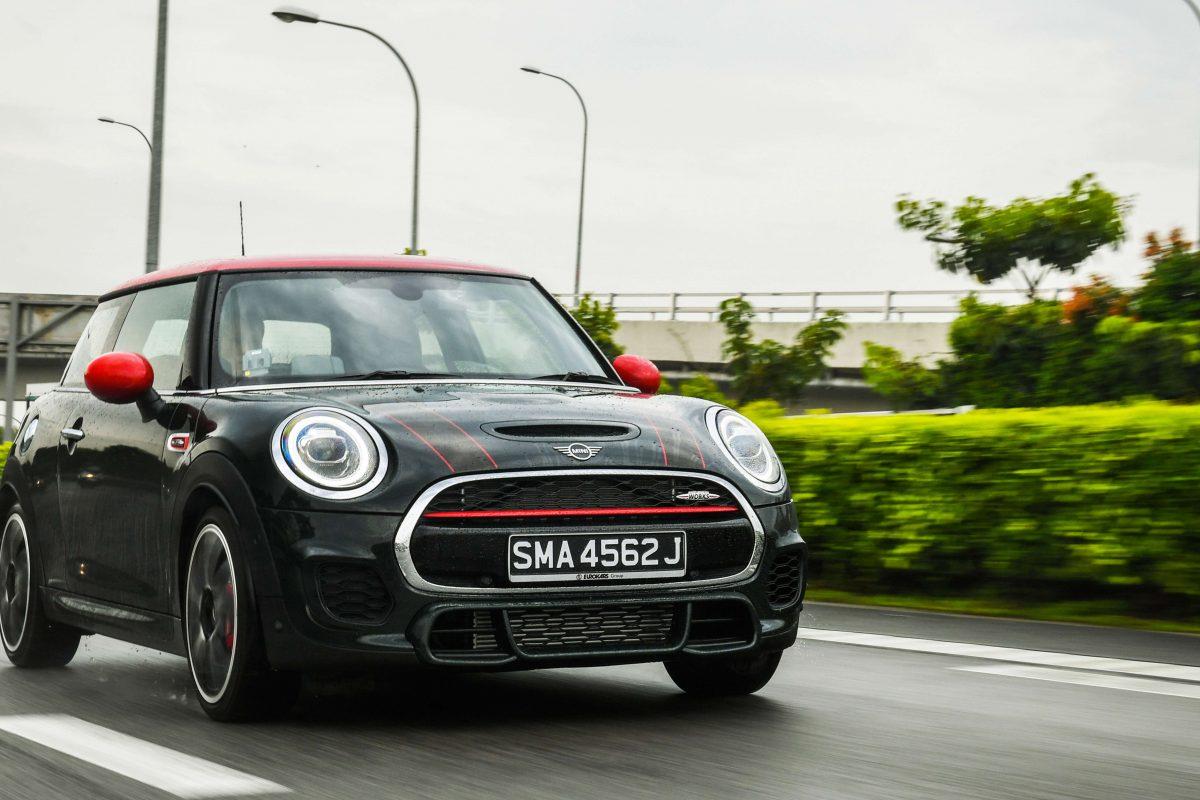 Fun-Sized And Fast: 2018 Mini John Cooper Works