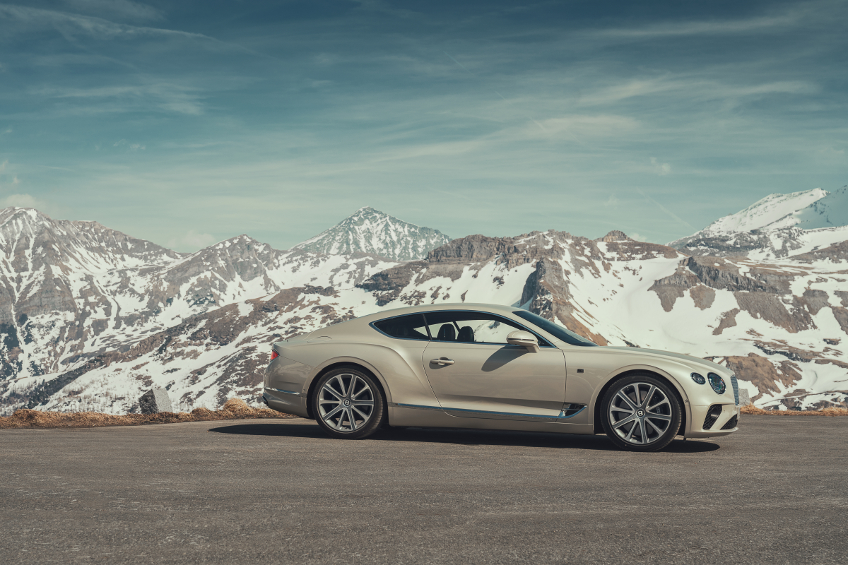 Bentley Continental GT: The Ultimate Grand Tourer