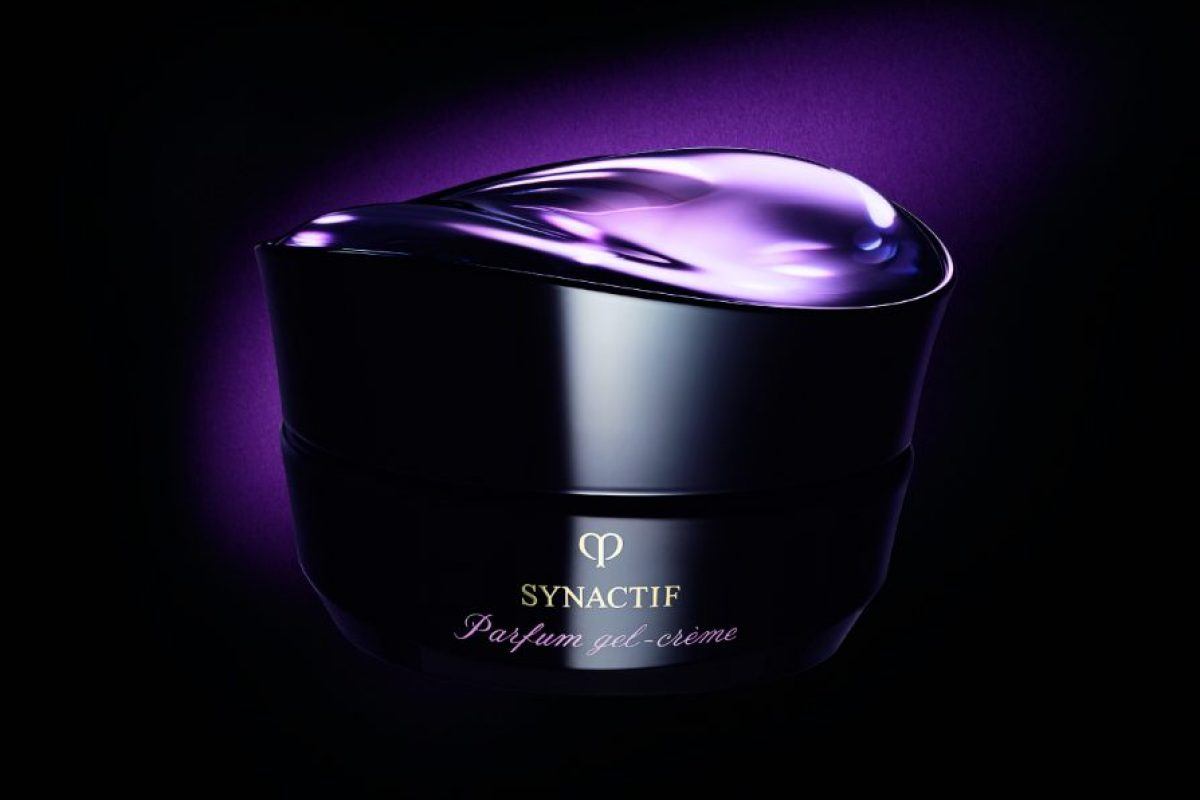 Harmony and Radiance with Synactif Gel Cream Perfume