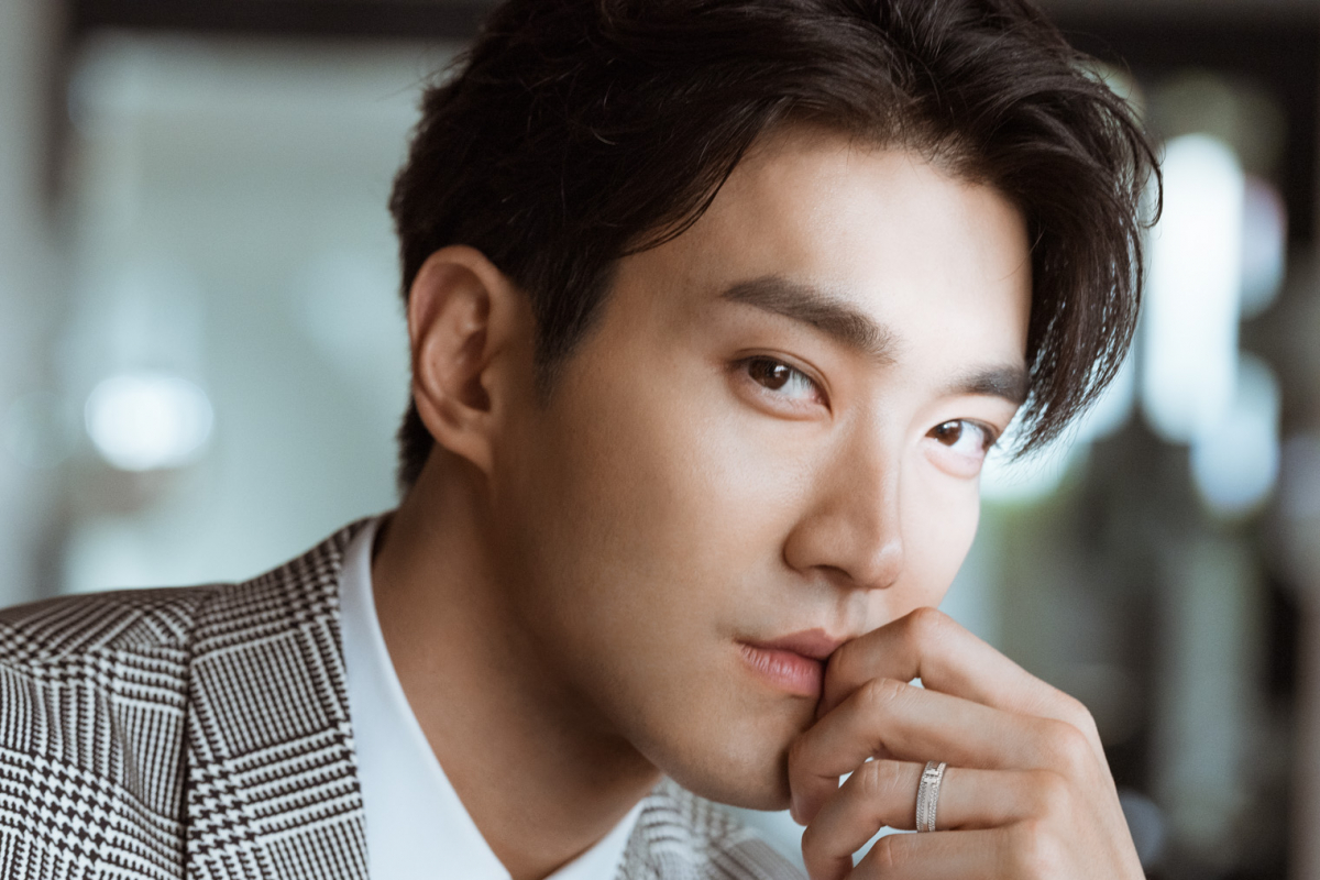 Korean superstar Siwon Choi Covers Prestige Hong Kong July 2018